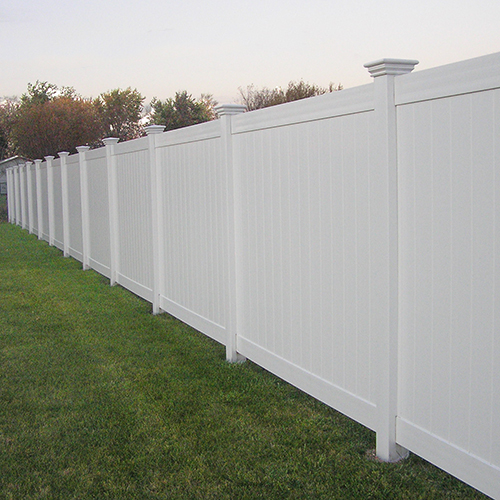 Wendell Durables Vinyl Fence