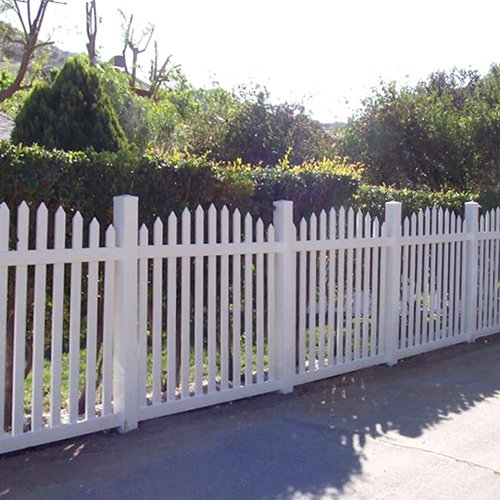 Blackburn Vinyl Fencing