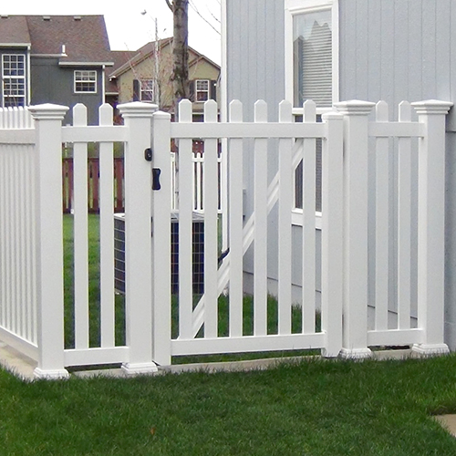 Murton Picket Fence