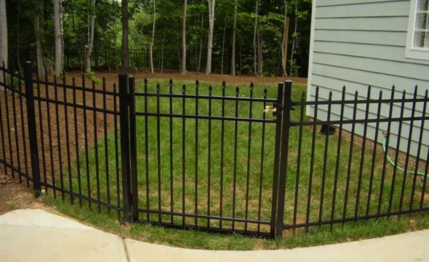 Elite Fence Eff 20 Eff 20 Elite Ornamental Aluminum Fence
