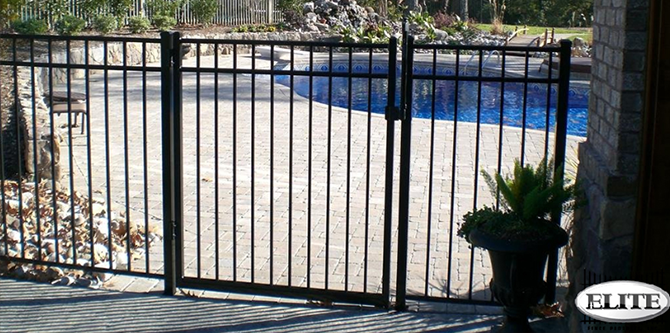 Eff 20 Elite Aluminum Fencing Fence It