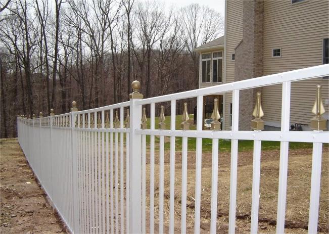 Eff 25 Elite Aluminum Fencing Fence It