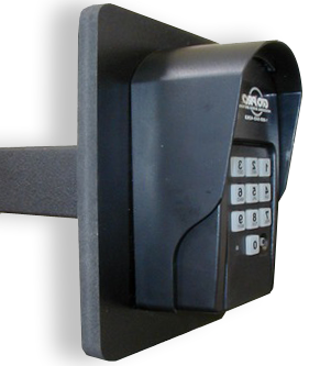 GTO/PRO keypad for Automatic Gate Openers