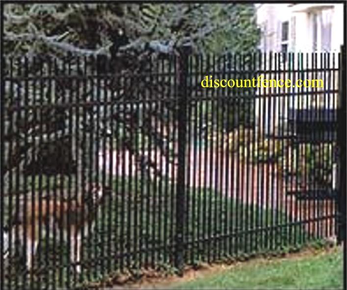 Aluminum Fence Gate Sacramento California 187 Fencing
