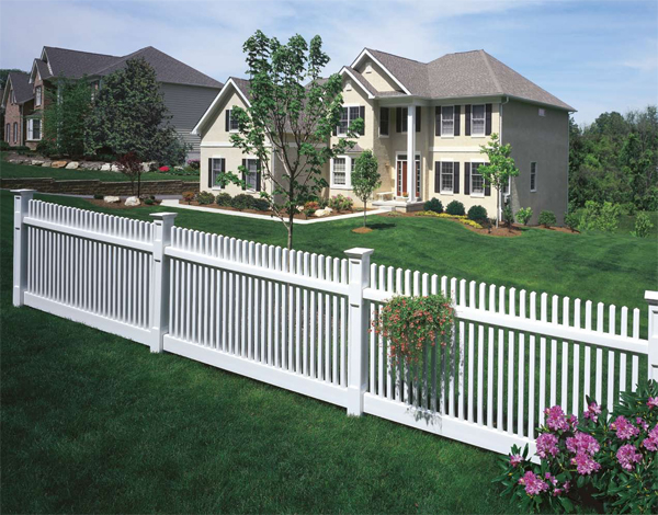 Vinyl Fence Cape Cod Vinyl Fence Lowest Price Available