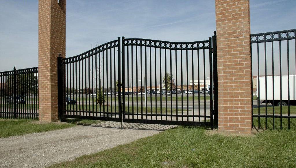 Eff elite aluminum fencing fence it