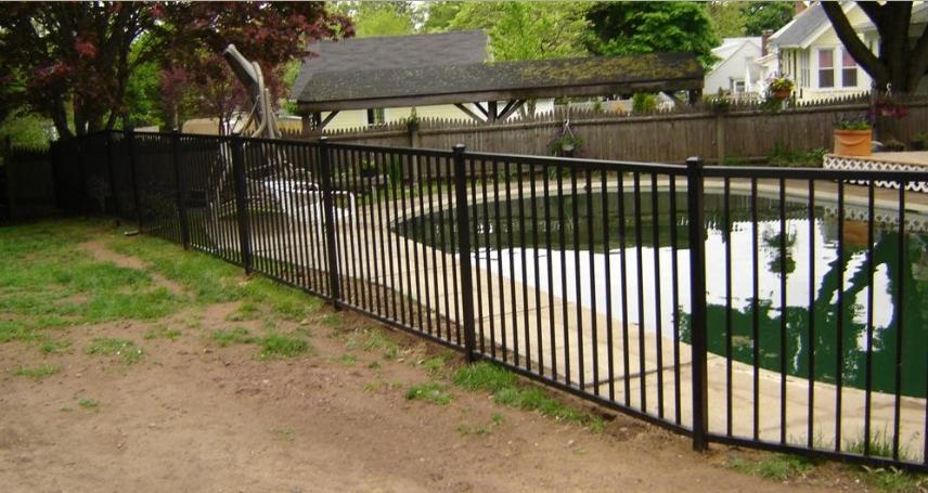 Elite Lifegard Aluminum Pool Fencing Fence It