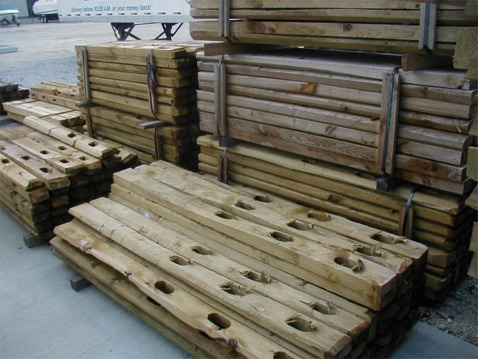 Split Rail Fencing By Discount Fence Supply