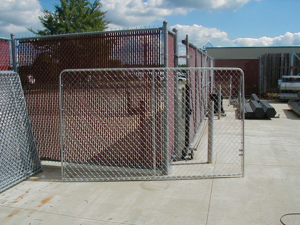 Dog Kennels Fence It Com