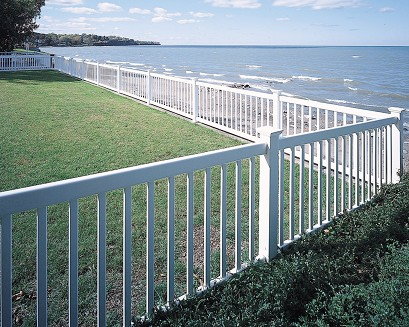 Vinyl Fence Victorian Contemporary Vinyl Fence Lowest